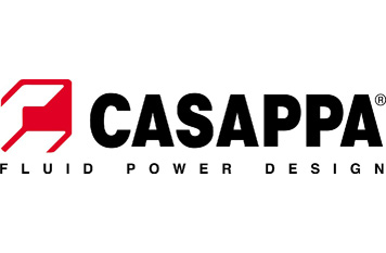 Casappa Fluid Power Design logo