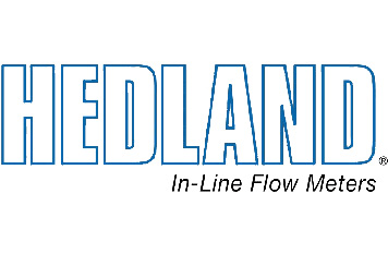 Hedland In-Line Flow Meters logo