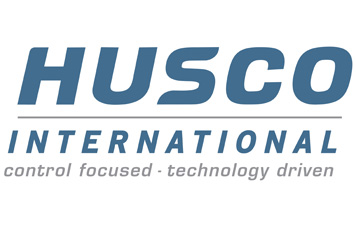 Husco International logo