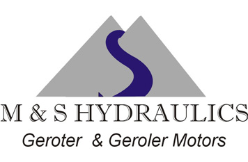 M&S Hydraulic Motors logo