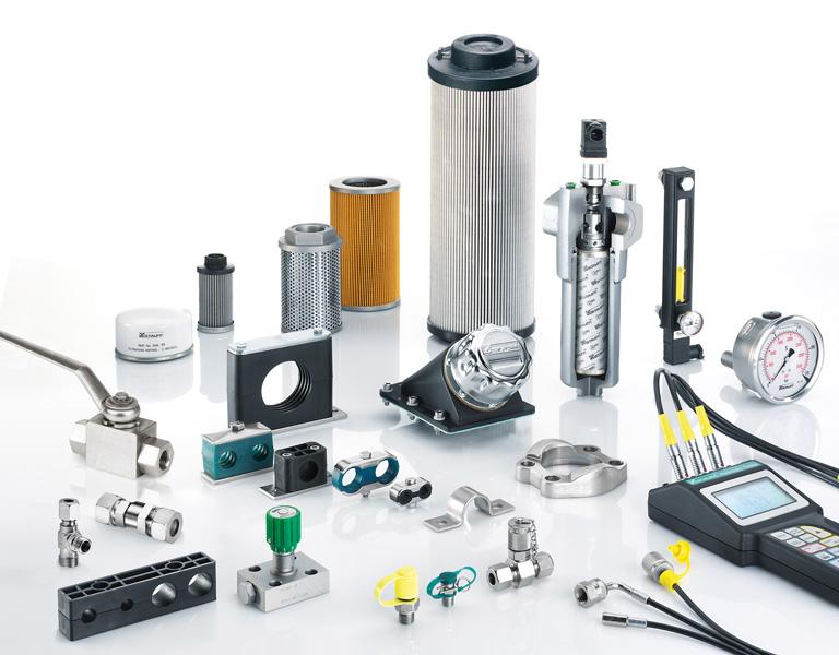 STAUFF hydraulics accessories